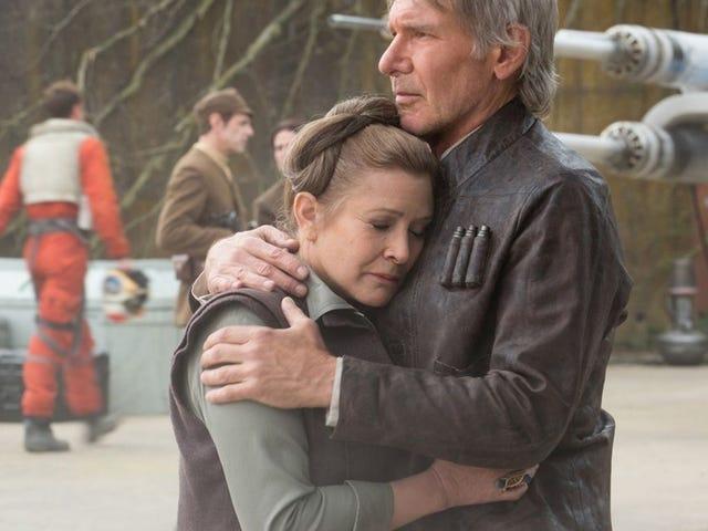 Є одна річ, яку я повністю ненавиджу про The Force Awakens