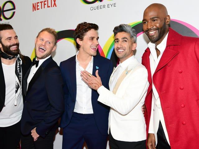Beberapa Pertanyaan untuk <i>Queer Eye</i> to Answer in Season 2