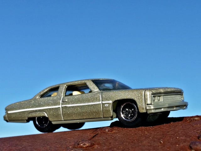 Hour Rule: Chevrolet Caprice by Matchbox