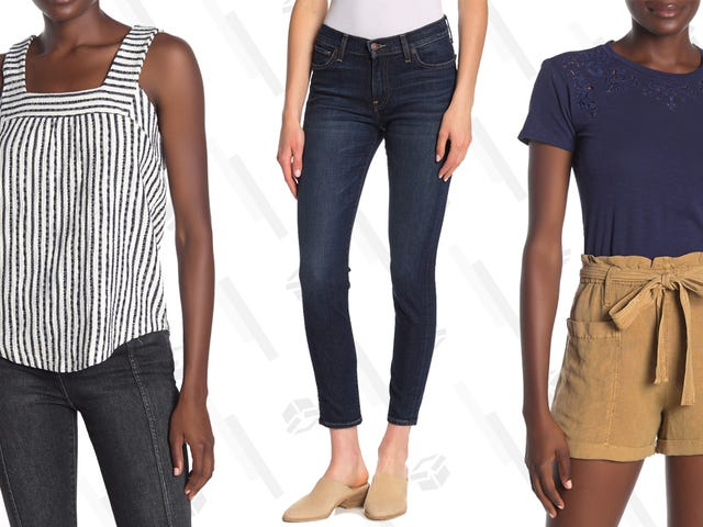 Lots of Lucky Brand Clothes Are on Sale at HauteLook