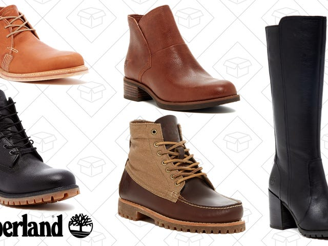 Зробіть ваш Boot Dreams збуваються з це Timberland Продаж у Nordstrom Rack