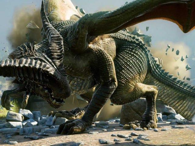 द पास्ट एंड प्रेजेंट ऑफ़ <i>Dragon Age 4</i>