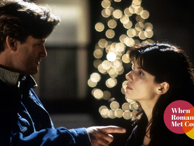 Sandra Bullock became a rom-com star with a cozy love story about crushing loneliness