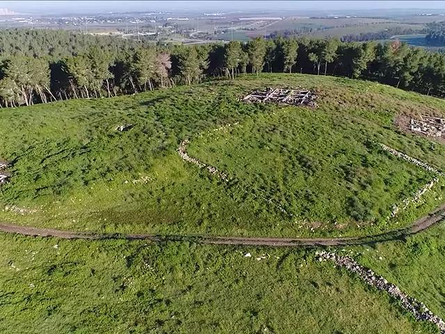 Arqueólogos encuentran las ruinas de la ciudad perdida де Ziklag, mencionada en la Biblia