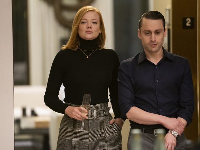 HBO's investing in a third season of Succession