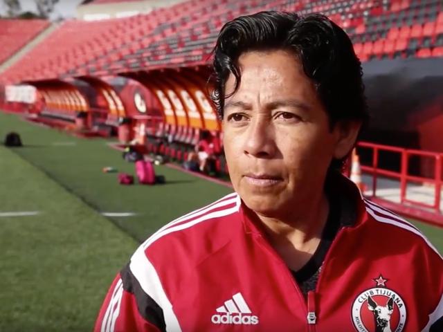 Mar Ibarra、メキシコ女子サッカーパイオニア、死に殴られた