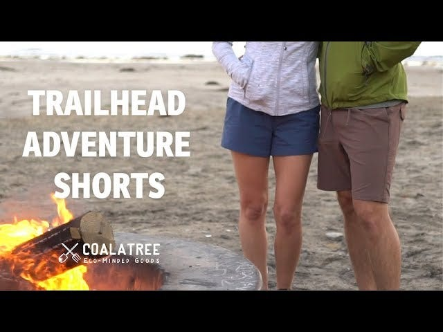 Coalatree's Awesome Hiking Pants Now Come As Shorts - Save By Preordering
