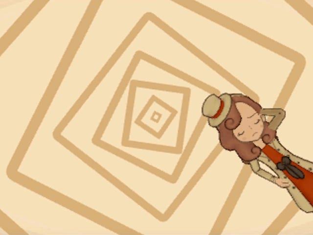 अगला प्रोफेसर लेटन गेम जापान में 20 जुलाई को 3DS के लिए रिलीज कर रहा है