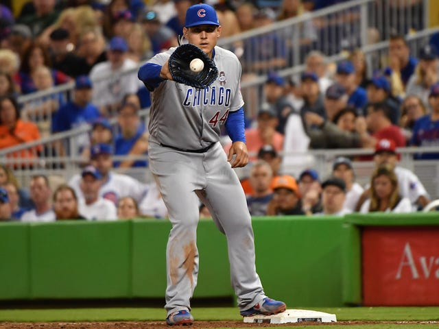 Anthony Rizzo Thinks Baseball Could Have A Shorter Season