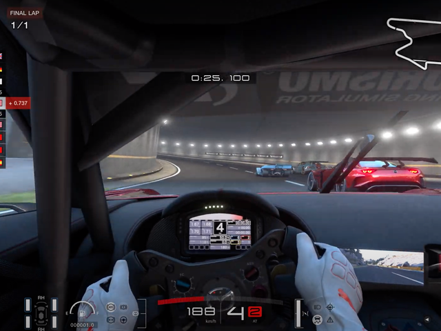 Gran Turismo 7 Looks Fast And Shiny On PlayStation 5