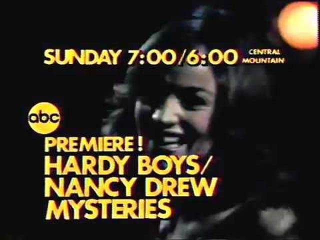 Τα μυστήρια του Hardy Boys / Nancy Drew