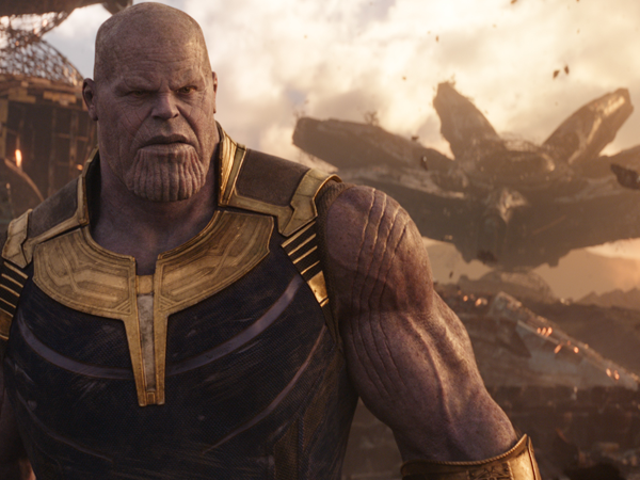 Here's an Up-Close Look at That Important Thing From <i>Infinity War</i>'s Post-Credits Scene