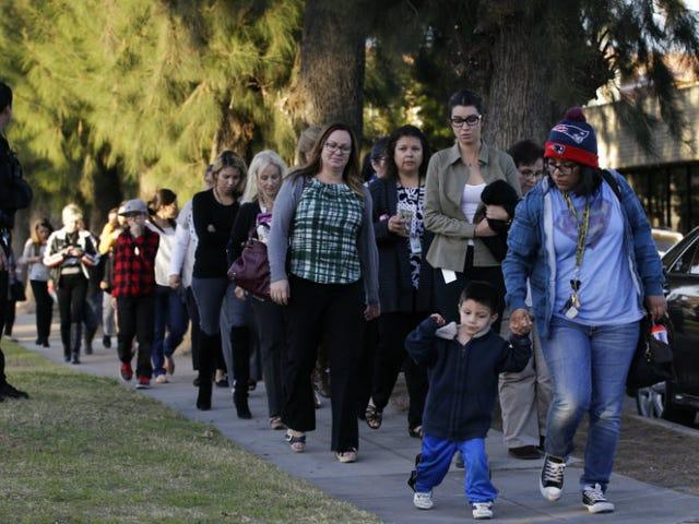 San Bernardino Mass Shooting Suspects, Killed in Shootout, Were a Married Couple