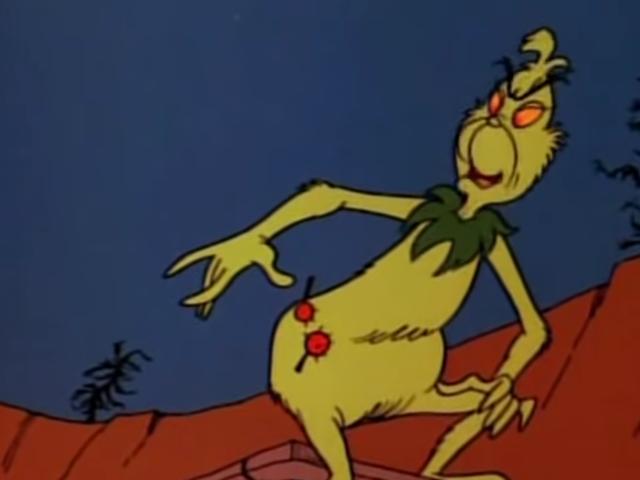 Es gab einige seltsame, schlechte Fortsetzungen von How The Grinch Stole Christmas