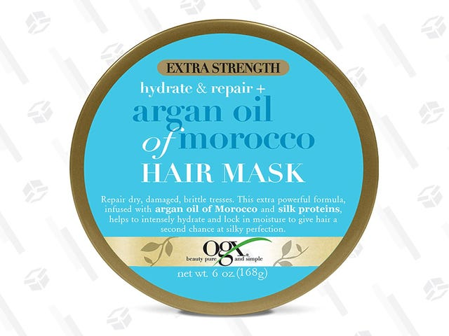 This $7 Hair Mask Is My Secret Weapon Against Dry Hair In the Winter