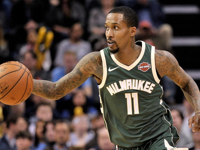 Brandon Jennings Brought A Near-Triple-Double For The First Game Of His 10-Day Contract