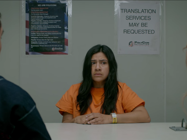 A full-throated condemnation of ICE fuels a stirring Orange Is The New Black