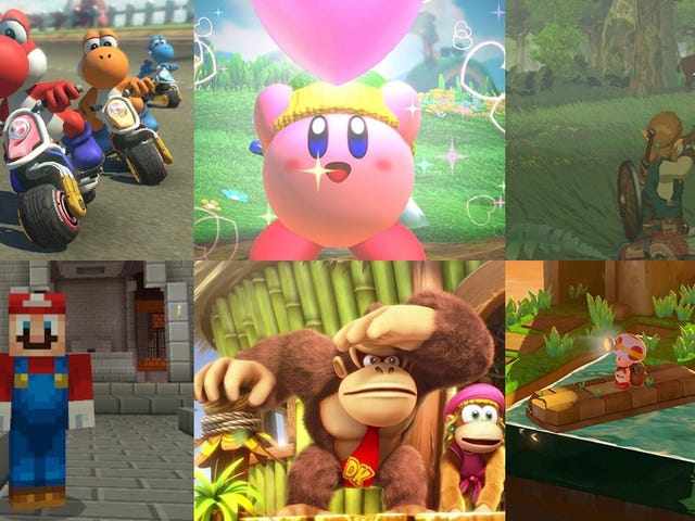 A Ton of Essential Nintendo Switch Games Are On Sale Right Now