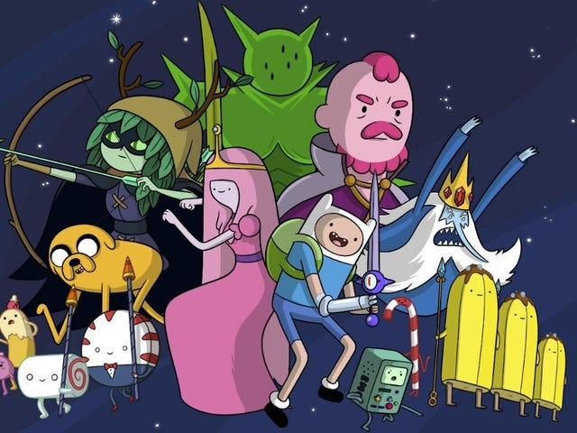 Adventure Time's Finale Was a Bittersweet Goodbye But the Beginning of Something New