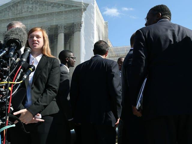 La Cour suprême confirme le programme d'action positive de l'Université du Texas