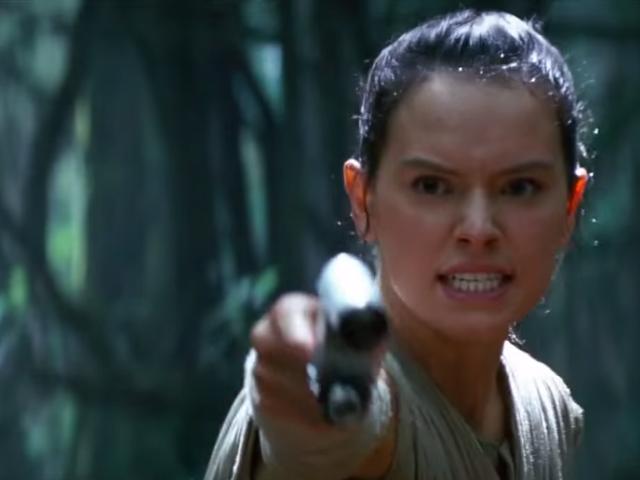 Force Awakens Q&A: Rey's Power, Snoke's Origin, Poe loves Finn, and more!