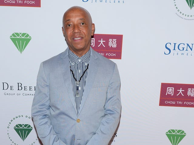 Russell Simmons Selling Off Property as Sexual Assault Allegations Grow