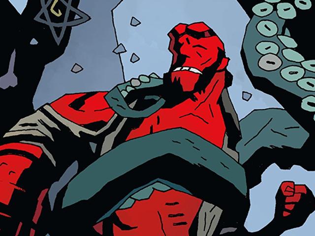 6 <i>Hellboy</i> cómics de <i>Hellboy</i> que deberías ... probablemente leer en lugar de ver <i>Hellboy</i> , honestamente