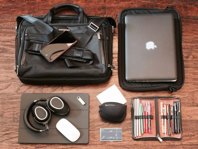 The Carry-On, Pencil and Pen Lovers Bag
