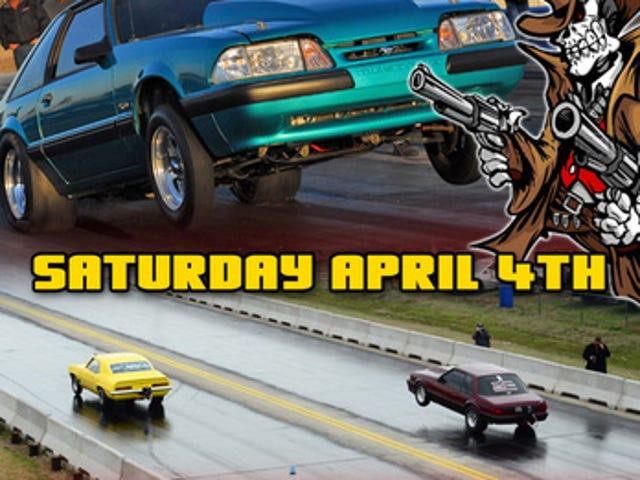 No Prep Drag Racing in Texas !