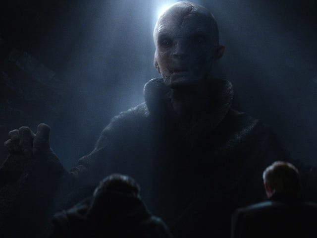 So, Apparently, Snoke May Have Trained 'At Least One' Other Apprentice