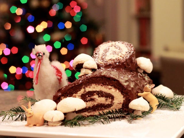 Everything I've learned as a yule log obsessive