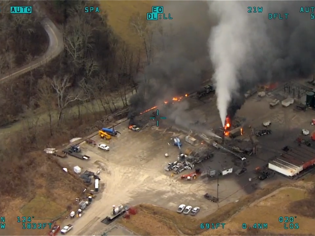 Study: Massive Blowout at Gas Well in 2018 Spewed 5 Times as Much Methane as ExxonMobil Estimated