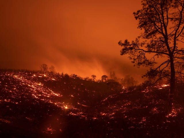 The Mendocino Complex Fire Is Now the Largest In California's History [Updated]