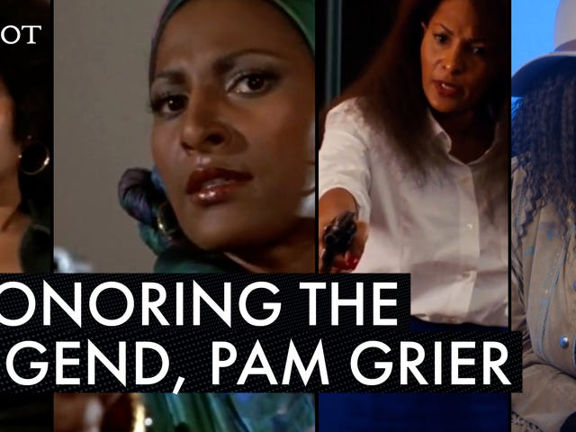 Pam Grier, the Queen of Classic Black Cinema, Walks Us Through Her Most Memorable Roles