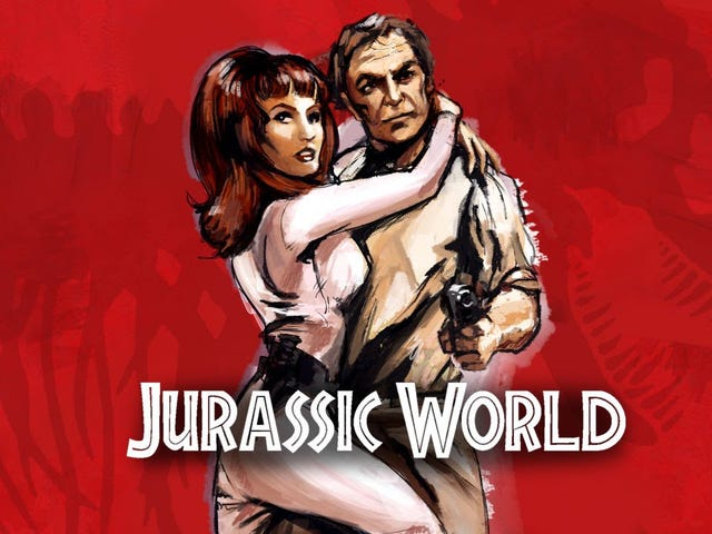 Jurassic World Would Have Been Amazing If Released In 1978