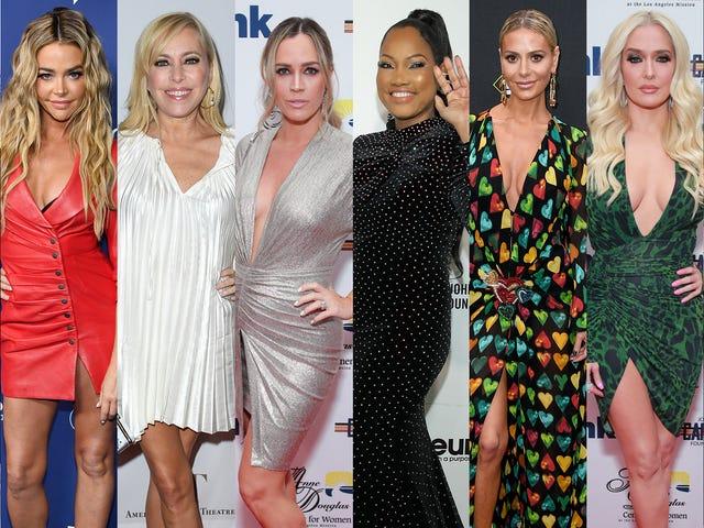 Couture, Łzy i Mała Torba na Prawdziwe Gospodynie Domowe z Beverly Hills