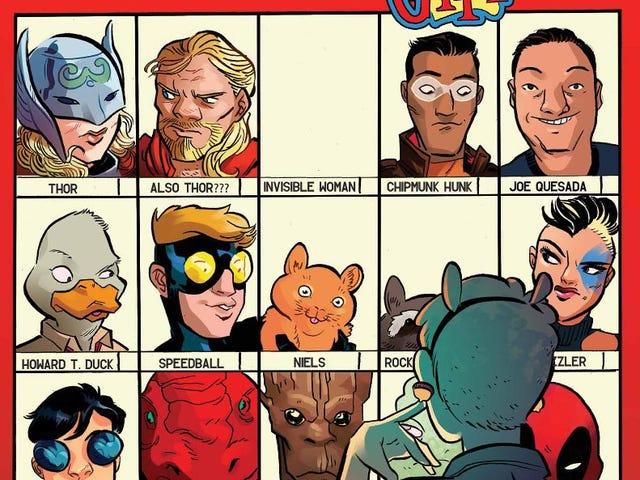 The Unbeatable Squirrel Girl Includes a Secret Trans Superhero