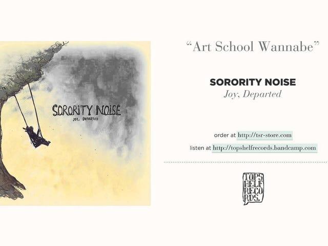 Deadspin Up All Night: Art School Wannabe