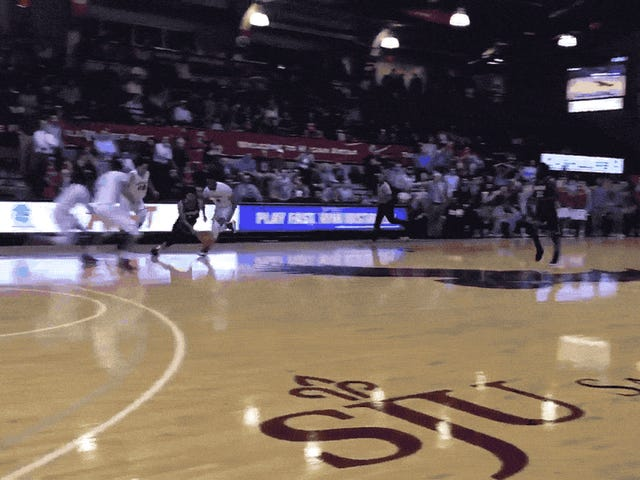 St. Joe's debe estar enfermo de ser propiedad de Cool Buzzer-Beaters