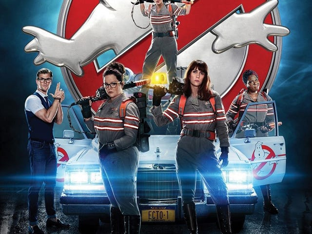 Ghostbusters Will Not Be Released In China