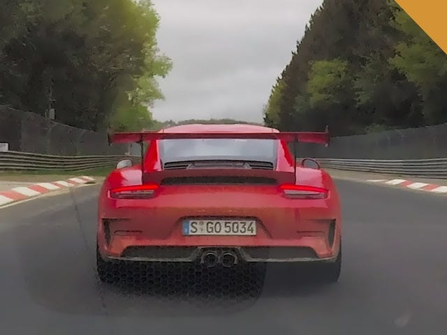 Good morning Oppo. Here's 9 minutes of just pure sights and sounds of two 911 GT3s on the 'Ring to start off your Friday