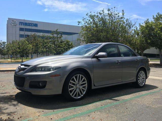 I sold my turbo AWD Mazda to buy a turbo AWD Mazda