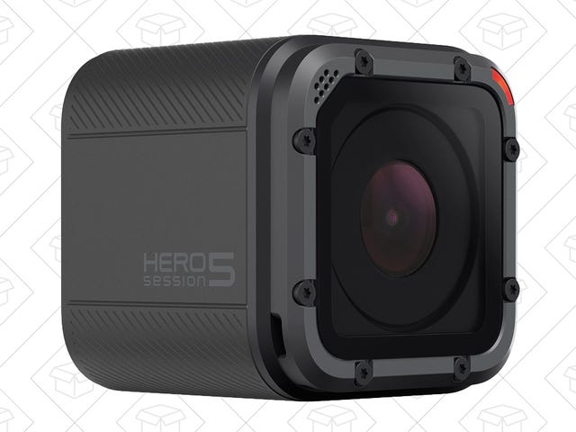 Snag a 4K GoPro HERO5 Session For $120 From GoPro's Refurb Store