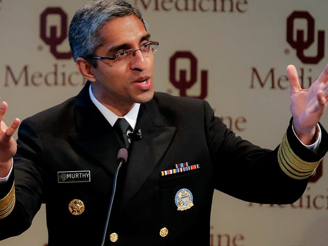 Sorry Cool Teens, Surgeon General Says Vaping Is 'Unsafe' For Youth