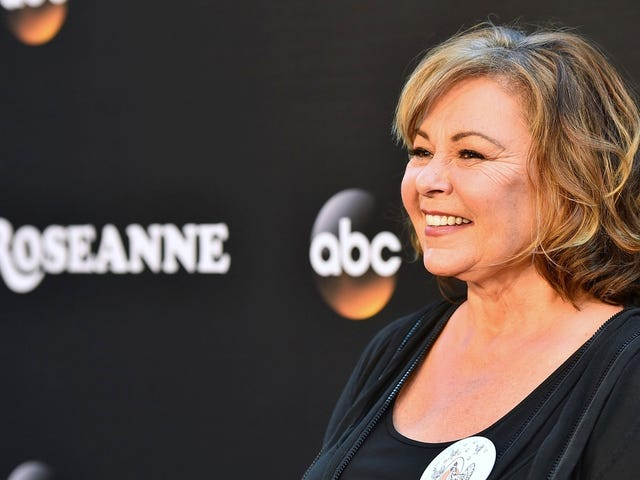 Roseanne Blames Ambien for Her Racism, Then Deletes the Tweet [Updated]