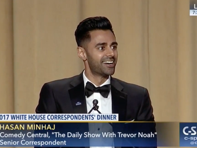 Hasan Minhaj Delivers White House Correspondents' Dinner Speech: 'No One Wanted to Do This'