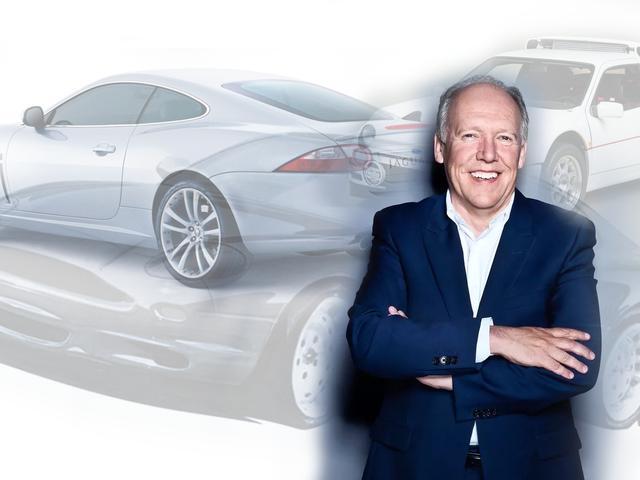 Ian Callum, Jaguar'dan GOAT'lardan Biri Olarak Emekli