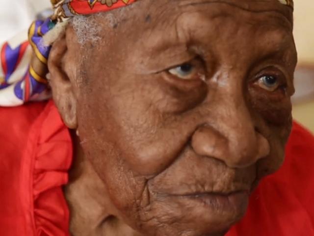 """""""Täti V"""", maailman vanhin nainen, kuolee Jamaikassa 117"""