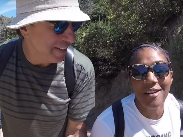 Kevin Nealon found a bunch of celebrities who weirdly enjoy hiking in this exclusive teaser for Hiking With Kevin