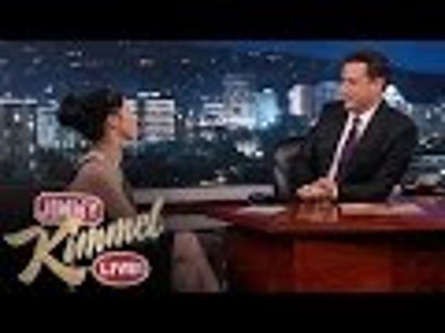 Jimmy Kimmel and Sarah Silverman Remember Joan Rivers' Acid Wit